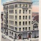 A.E. and C. Railroad Terminal Station in Aurora, Illinois IL, Vintage Postcard - 5300