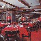 Pioneer Room at Hotel in Lubbock Texas TX, Chrome Postcard - 5316
