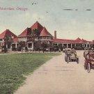 Natatorium in Douglas Park, Chicago Illinois IL 1911 Vintage Postcard - 5327