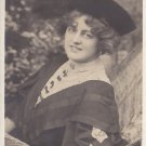 Miss Marie Studholme Stage Actress, 1909 Rotary Real Photo Post Card - 5351