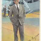 Will Rogers Famous Humorist, 1938 Curt Teich Linen Postcard - 5352