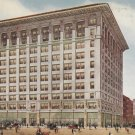 Hearst Building in Chicago Illinois IL Vintage 1917 Postcard - 5361