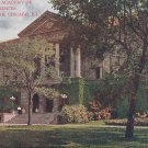 Chicago Academy of Science, Lincoln Park Chicago Illinois IL Vintage Postcard - 5363