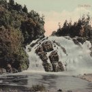 The Falls at Proctor Vermont VT 1914 Vintage Postcard - 5430