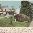 The Maples, Residence of Mrs. J.C.R. Dorr Rutland Vermont VT Postcard - 5426