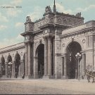 Union Station in Columbus Ohio OH, 1923 Vintage Postcard - 5408