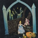 Cinderella in Fairyland Caverns at Rock City Gardens in Tennessee TN, 1951 Chrome Postcard - 5403