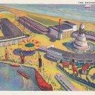 Enchanted Island Chicago World's Fair 1933 Linen Postcard - 5456