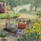 Rub A Dub Dub Children's Fairyland Oakland, California CA Postcard - 5458