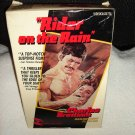 Rider in the Rain - Charles Bronson - VHS
