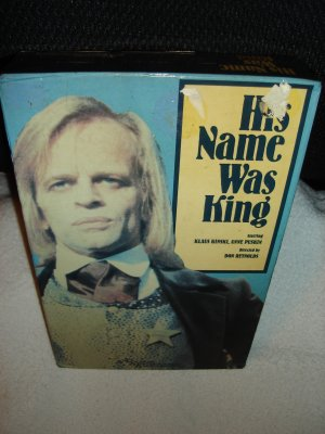 His Name Was King - Klaus Kinski - VHS