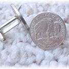 P'S Coin Jewelry ~  US BUFFALO BISON NICKEL CUFFLINKS