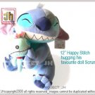 BIG Stitch happy to have Scrump as his favourite doll Disney Sega Japan
