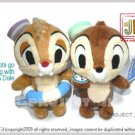Chip and Dale goes sailing Disney Sega Japan