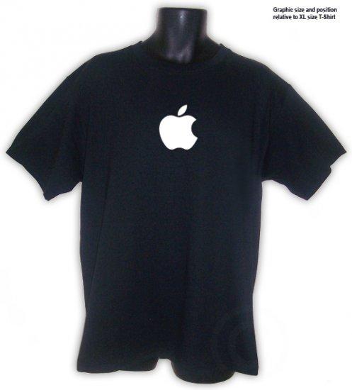 Apple Computer Geek T-Shirt S, M, L, XL ~ FREE SHIPPING