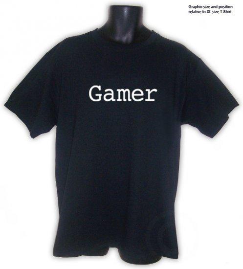 Gamer Computer Video Games Expert T-Shirt S, M, L, XL, 2XL