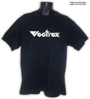Vectrex Retro Gaming System T-Shirt Black S, M, L, XL, 2XL ~ FREE SHIPPING