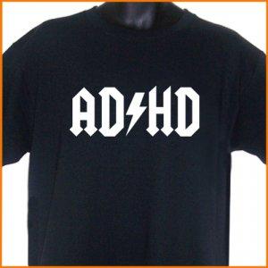 AD/HD T-Shirt  2XL