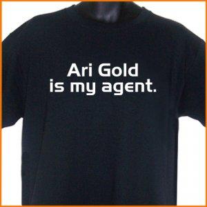 Ari Gold Is My Agent T-Shirt S, M, L, XL ~  FREE SHIPPING