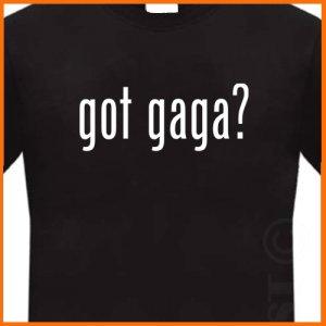 GOT GAGA ? *NEW* Lady Gaga Music T-Shirt size 2XL