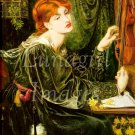 PRE-RAPHAELITE ART CD - 300+ images Rossetti Waterhouse paintings women