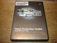 DIGIDESIGN MUSIC PRODUCTION TOOLKIT UNREGISTERED