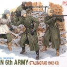 GERMAN 6th ARMY STALINGRAD 1942-43 - 1/35 DML Dragon 6017