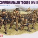 BRITISH COMMONWEALTH TROOPS NW EUROPE 1944 - 1/35 DML Dragon 6055