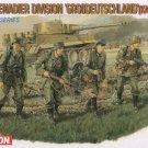 PANZERGRENADIER DIVISION GROSSDEUTSCHLAND KARACHEV 1943 - 1/35 DML Dragon 6124