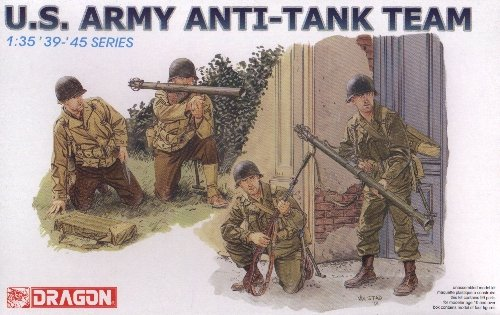 U.S. ARMY ANTI-TANK TEAM - 1/35 DML Dragon 6149