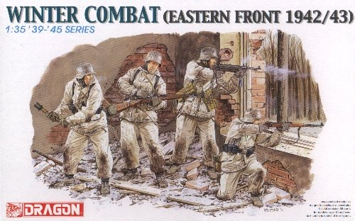 WINTER COMBAT EASTERN FRONT 1942/43 - 1/35 DML Dragon 6154