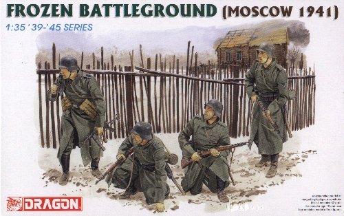 FROZEN BATTLEGROUND MOSCOW 1941 - 1/35 DML Dragon 6190