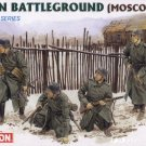 FROZEN BATTLEGROUND MOSCOW 1941 - 1/35 DML Dragon 6190