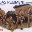 2nd SAS REGIMENT FRANCE 1944 - 1/35 DML Dragon 6199