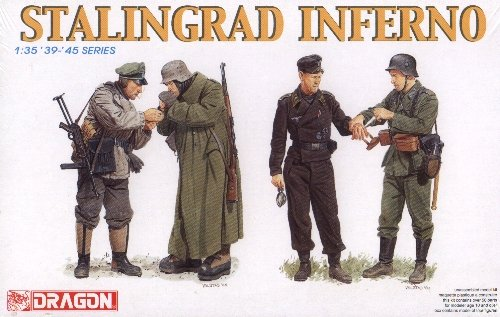 STALINGRAD INFERNO - 1/35 DML Dragon 6343
