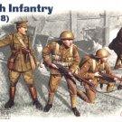 BRITISH INFANTRY 1917-1918 - 1/35 ICM 35301
