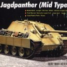 JAGDPANTHER MID TYPE - 1/72 Trumpeter 7241