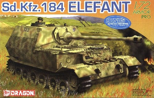 ELEFANT - 1/72 DML Dragon 7253