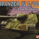 JAGDPANZER IV L/70 LATE PRODUCTION - 1/72 DML Dragon 7293