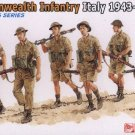 COMMONWEALTH INFANTRY ITALY 1943-44 - 1/35 DML Dragon 6380