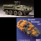 M1126 STRYKER ICV with Stowage combo - 1/72 Trumpeter 7255 and Legend Productions LF7208