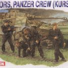 SURVIVORS PANZER CREW KURSK 1943 - 1/35 DML Dragon 6129