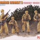 FALLSCHIRMJAGER REGIMENT 3 SICILY 1943 - 1/35 DML Dragon 6195