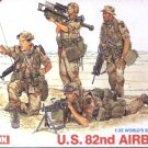 U.S. 82nd AIRBORNE - 1/35 DML Dragon 3006