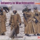 GERMAN INFANTRY IN WACHTMANTEL LENINGRAD 1943 - 1/35 DML Dragon 6518