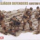 GEBIRGSJAGER DEFENDERS GUSTAV LINE 1944 - 1/35 DML Dragon Gen2 Gear 6517