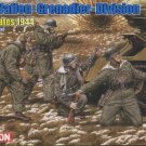 20th WAFFEN GRENADIER DIVISION BALTIC STATES 1944 - 1/35 DML Dragon 6477