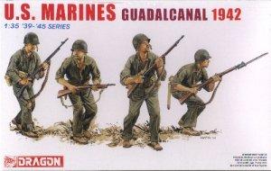 U.S. MARINES GUADALCANAL 1942 - 1/35 DML Dragon 6379