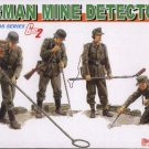 GERMAN MINE DETECTORS - 1/35 DML Dragon Gen2 6280