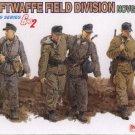 1st LUFTWAFFE FIELD DIVISION NOVGOROD 1944 - 1/35 DML Dragon Gen2 6274